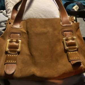 Maxx New York Cowhide Large Tote